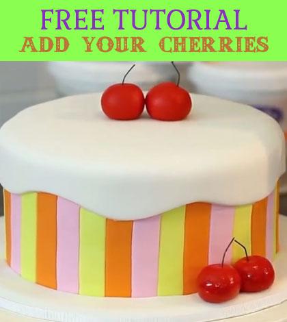 add your cherries