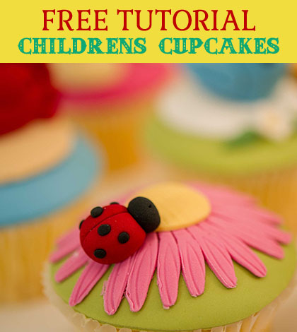 childrens cupcakes