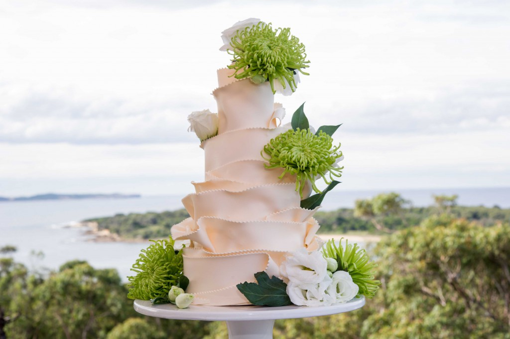 Wrapped Wedding Cake with Jessica Pedemont