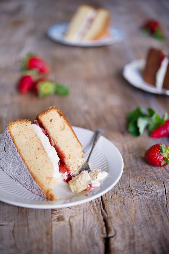 Spong Cake