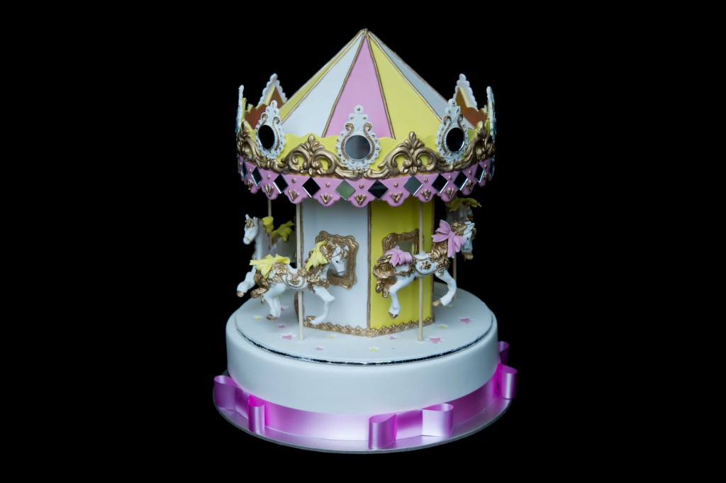 Carousel Cake with Verusca Walker