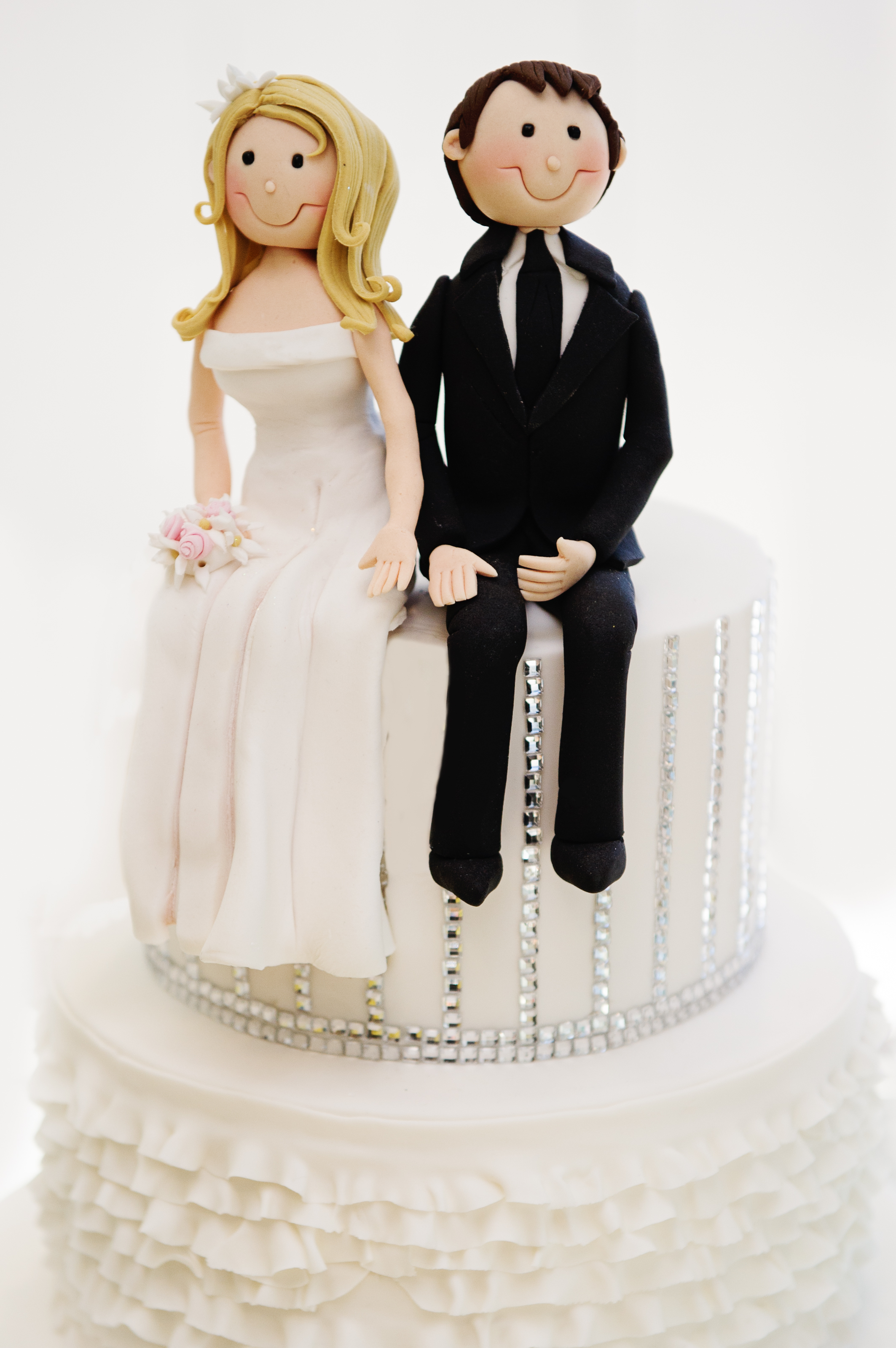 Make A Bride And Groom Figurine With Verusca Walker Video