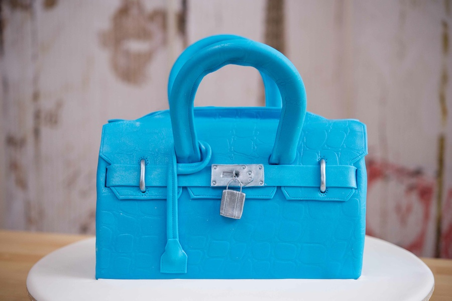 Handbag Cake with Jessica Pedemont