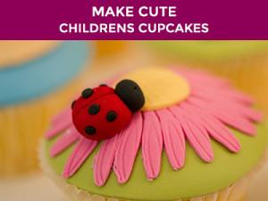 cute kids cupcakes