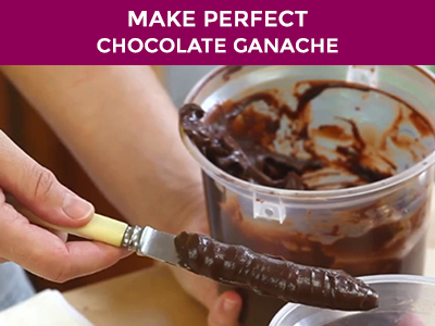 how to make perfect chocolate ganache
