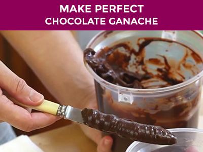 how to make perfect chocolate ganache