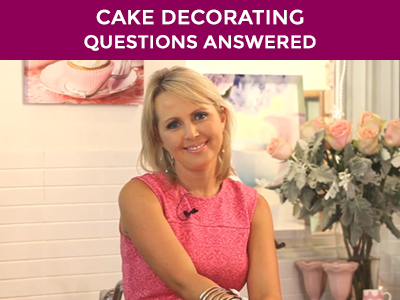 Cake Design Questions : Your Cake Decorating Questions Answered