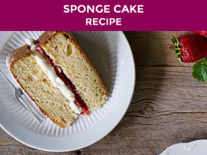 classic sponge cake