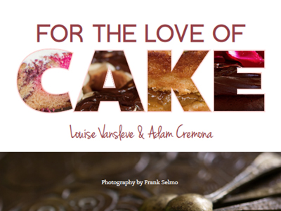 for the love of cake