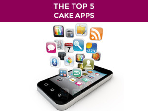 our top 5 cake apps