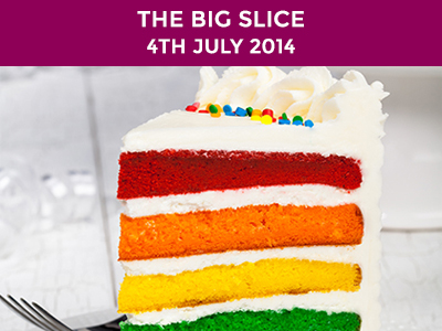 the big slice