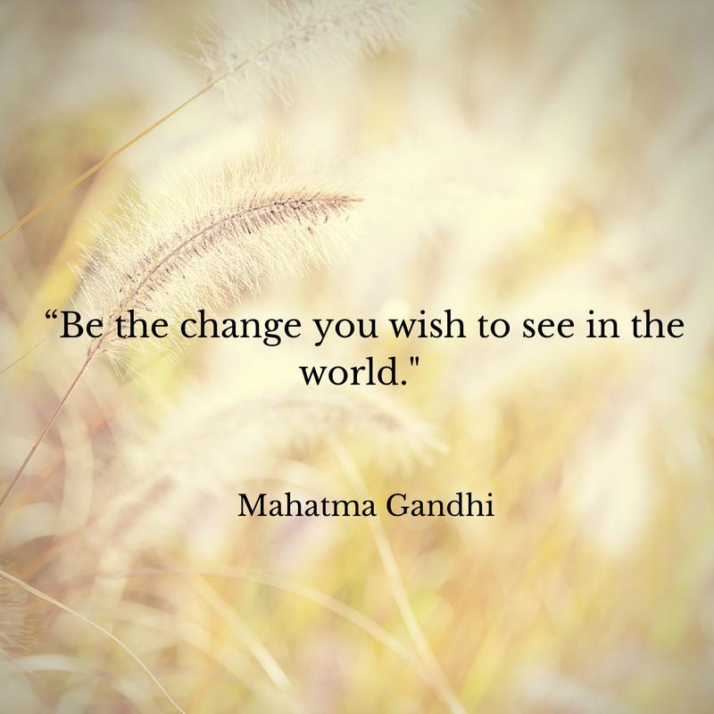 change in world