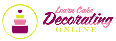 Learn Cake Decorating Online Logo