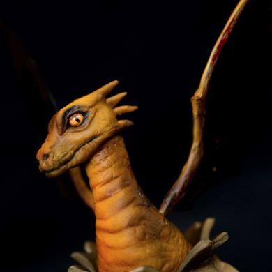 daenerys dragons cupcakes