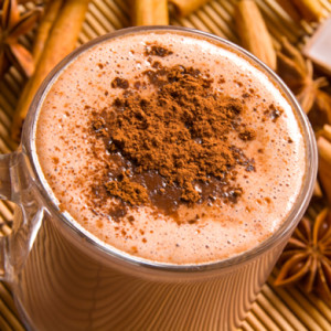 ganache hot chocolate