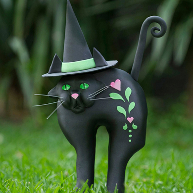 halloween cat cake decorating class tutorial