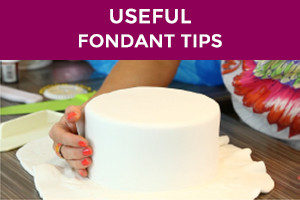 useful fondant tips