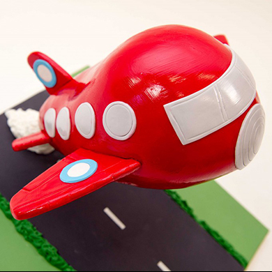 airplane cake decorating class tutorial