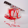 scary halloween cake decorating cake class tutorial