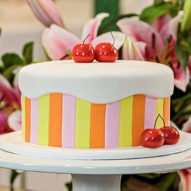 Fondant Cake Part
