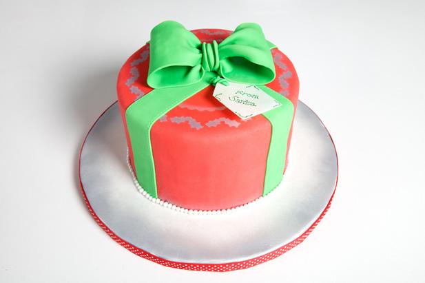 Parcel Cake Designs