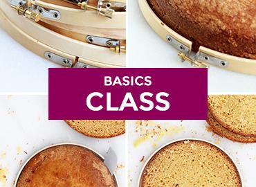 basic cake decorating 1