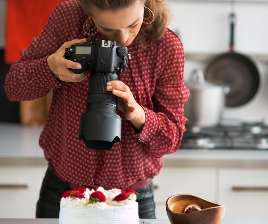 cake blogger