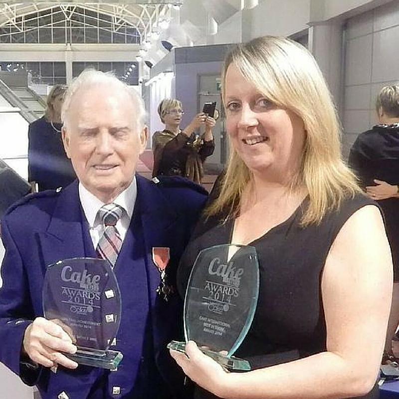 Rose Macefield Cake Master Awards Winner