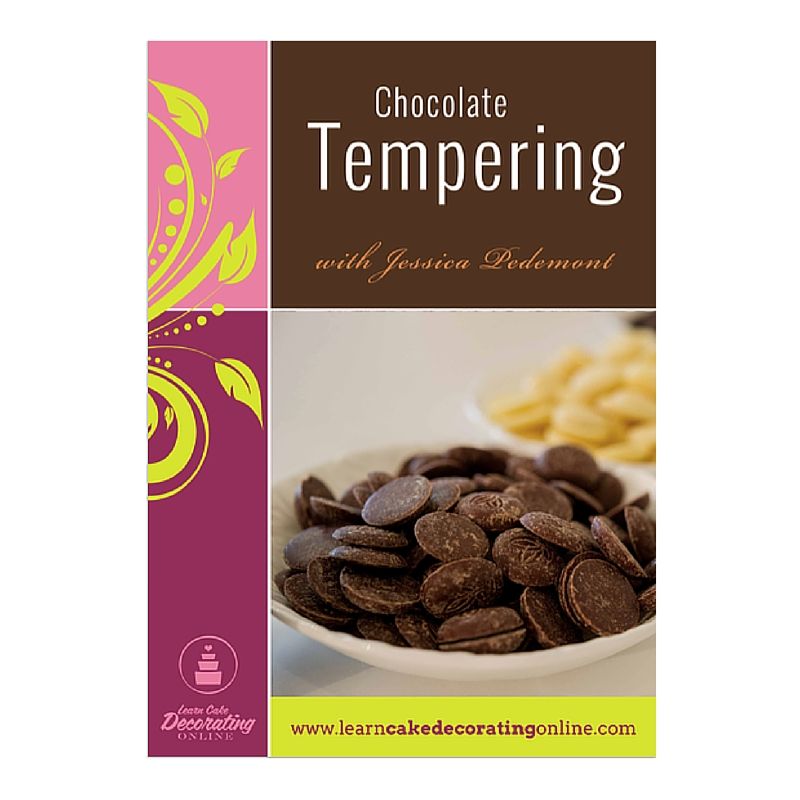 chocolate tempering guide cover