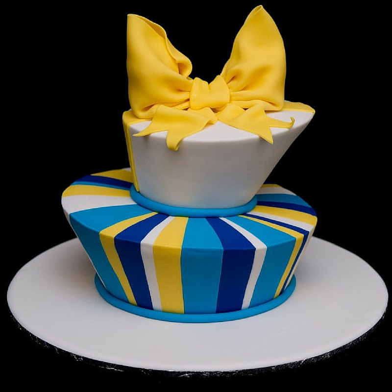 Topsy Turvy Cake Tutorial Learn Cake Decorating Online Membership