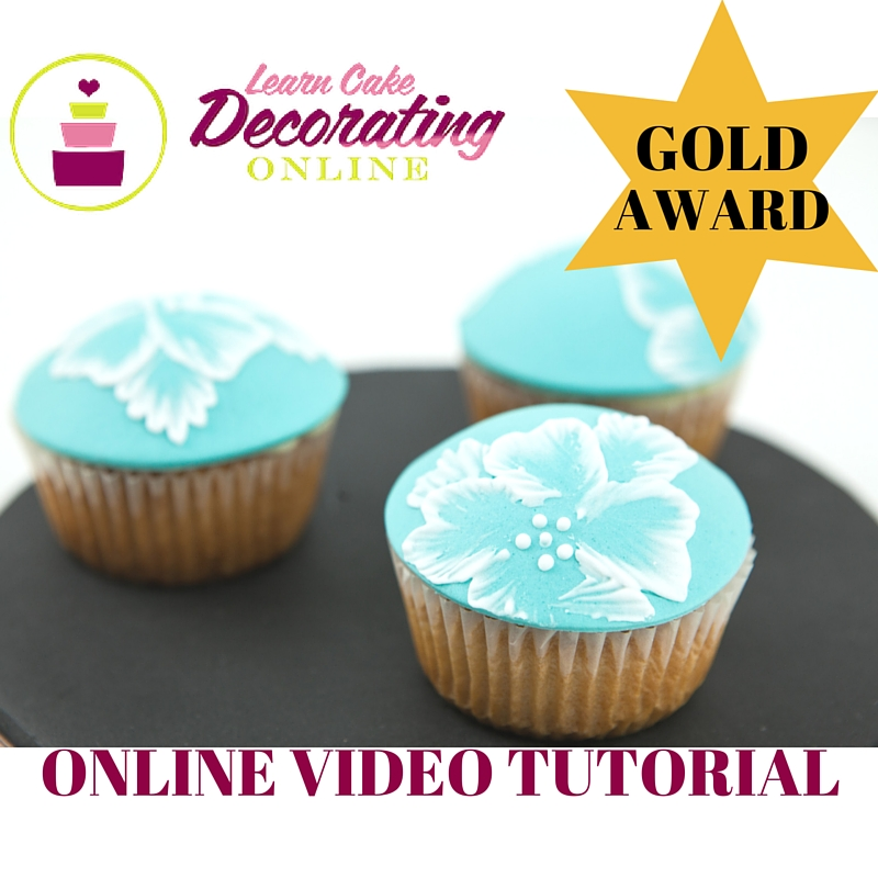 Yvette Marner Brush Embroidery Cupcake Tutorialf