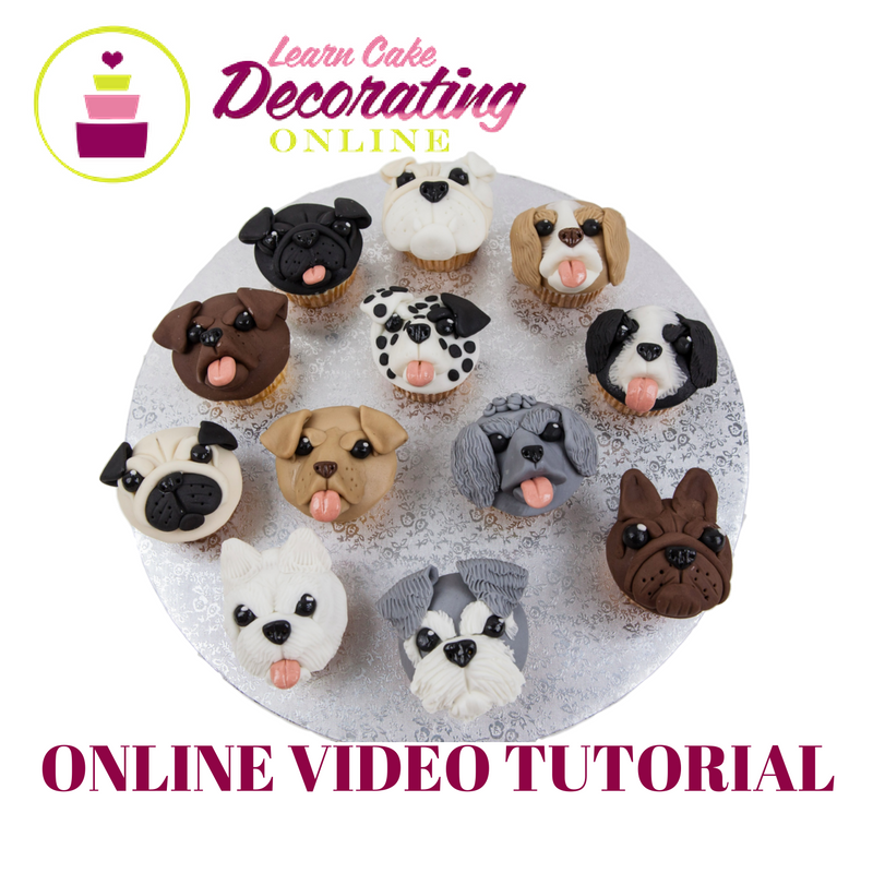 Molly Robbins Pupcakes Tutorial