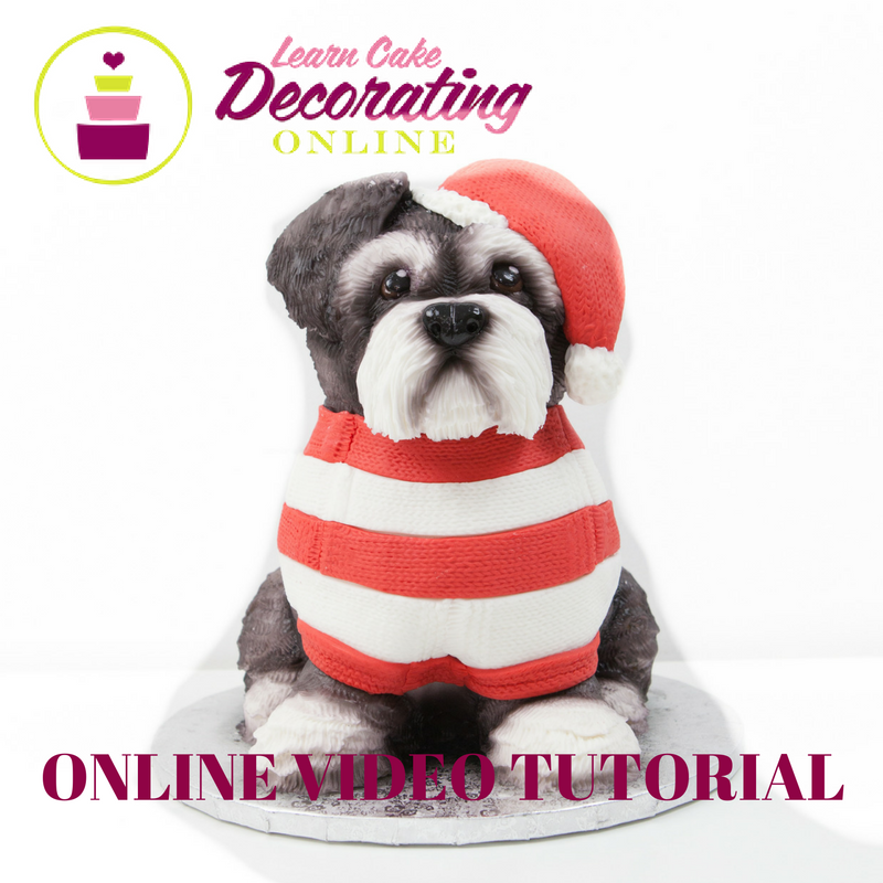 Molly Robbins Schnauzer Tutorial